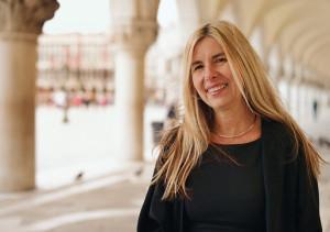 Rita Sartori, photo by Ydo Sol, Klocke Verlag