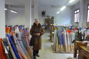 Ercole Moretti's glass canes deposit