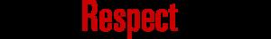 logo Enjoy respect Venezia rosso e nero